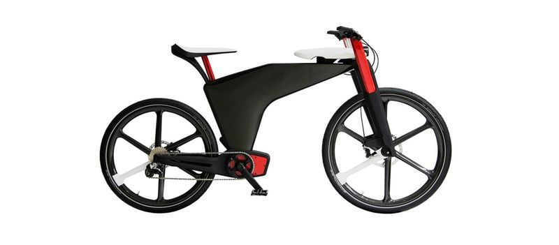 Motor-Packed Bicycle Concepts