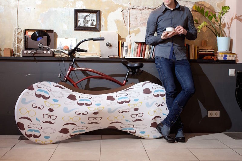 Bicycle-Covering Socks