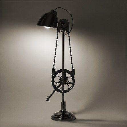 Vintage Mechanical Motion Lamps Bicycle Desk Lamp – Old Desk Lamps