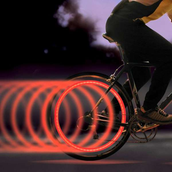 LED Bicycle Spoke Lights