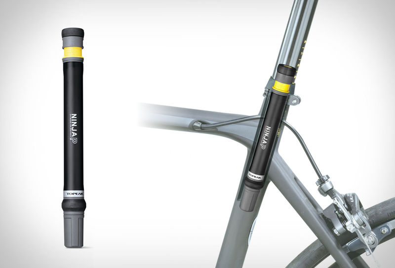 Compact Bicycle Pumps