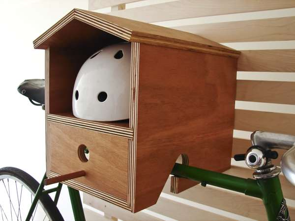 Multi-Purpose Bird Houses
