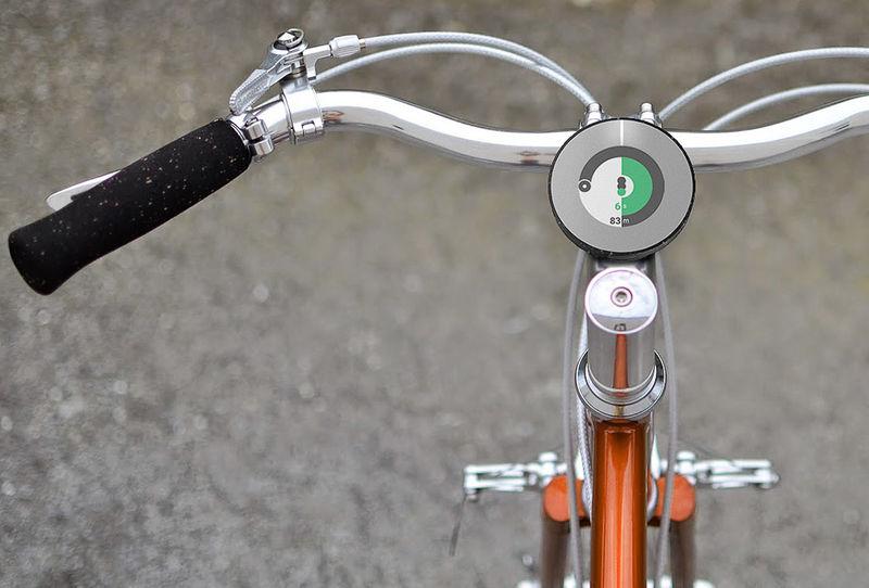 Navigational Bike GPSs