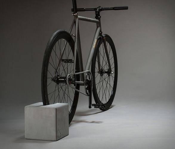 Concrete Bike Stands