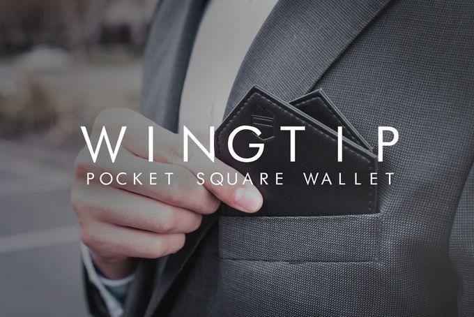 Pocket Square Wallets