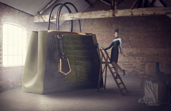 Humongous Handbag Editorials