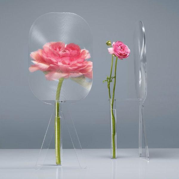 Magnifying Flower Holders