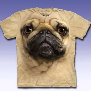 Pouting Pooch-Printed Apparel