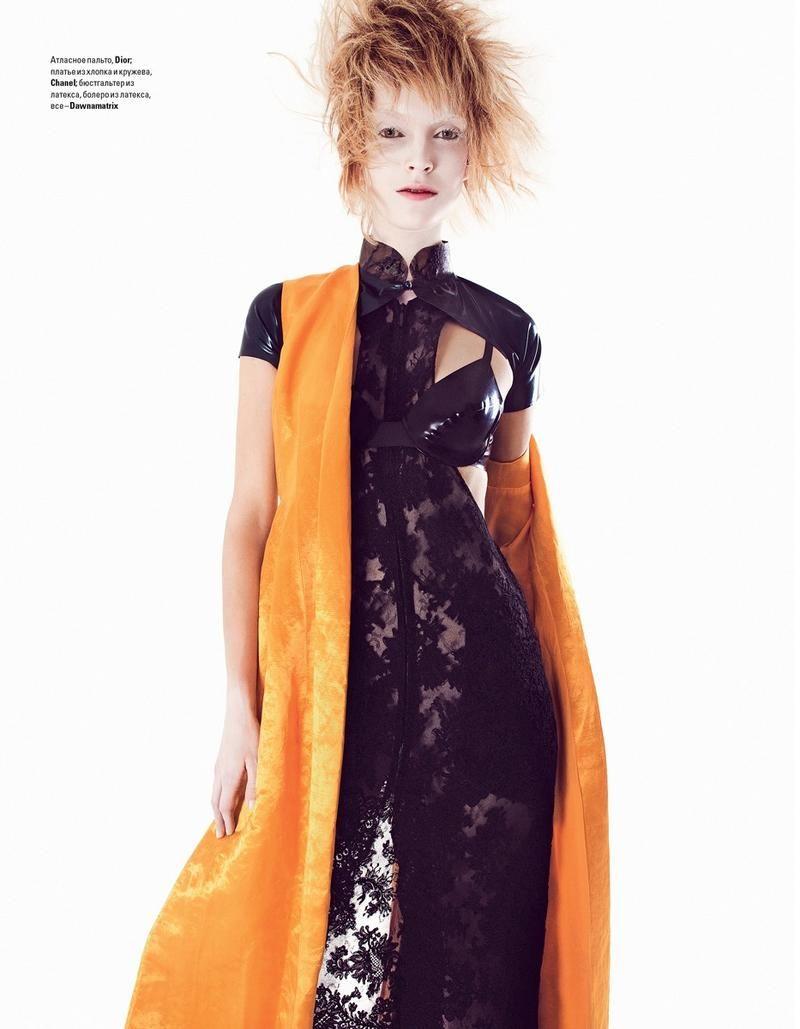 Eccentric Geisha Editorials
