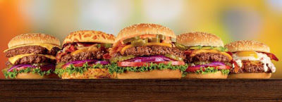Remixed Burgers Menus