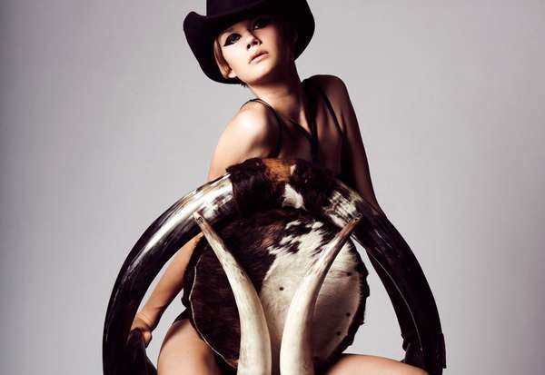 Country Couture Editorials