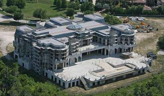 75 million mega mansions biggest house in america for Largest homes in america