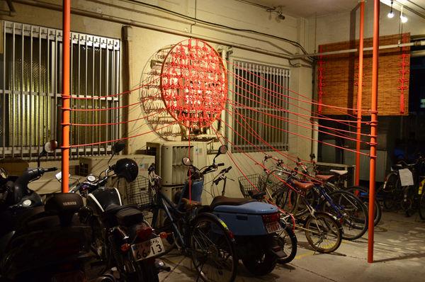 Symbolic Bike Barriers