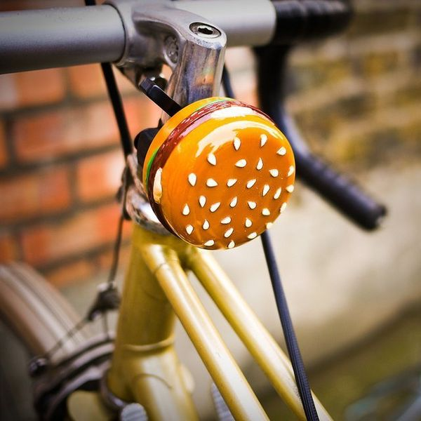 Burger Bike Bells