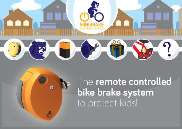 Kid Safety Cycling Devices
