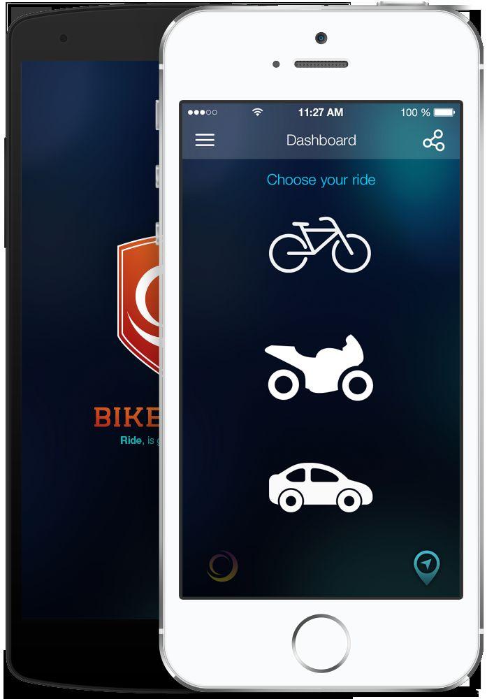 Communicative Crash-Avoiding Apps