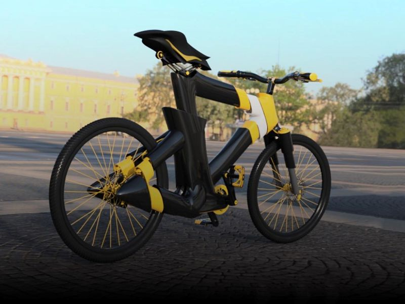 Multi Pivot Point Bikes