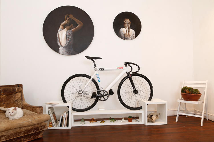 Beautiful Bike Furniture