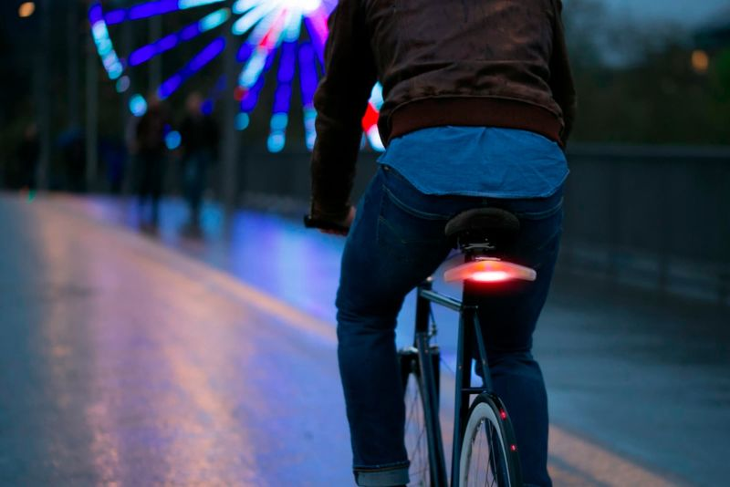 Wireless Bike Turn Signals