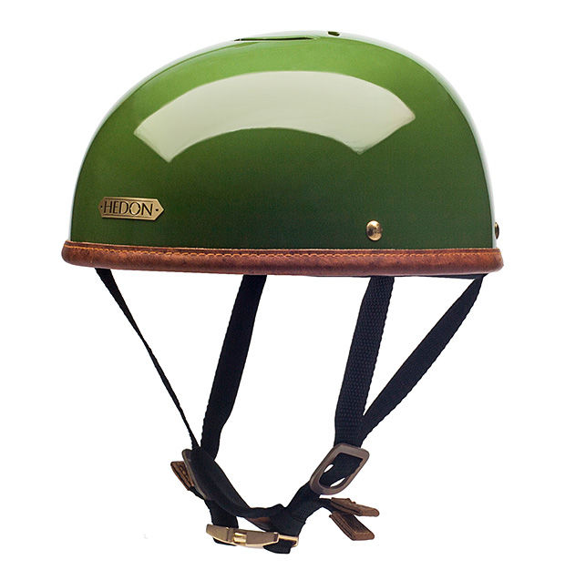 Classically Styled Bike Helmets