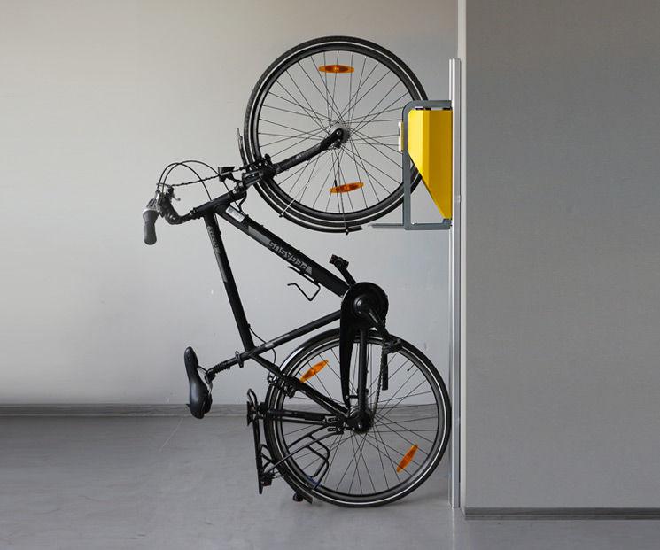 Vertical Bike Storage Lifts