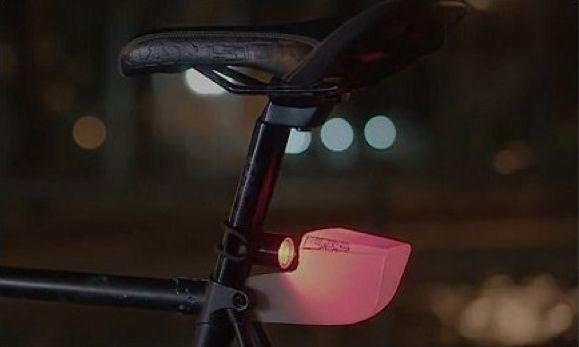 Bike Light Lampshades