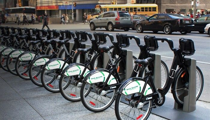 Urban Bike Loan Initiatives