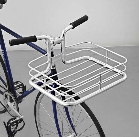 Sleek Bike Handle Baskets