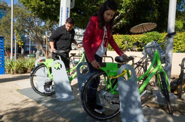 Smart Bike Sharing Services