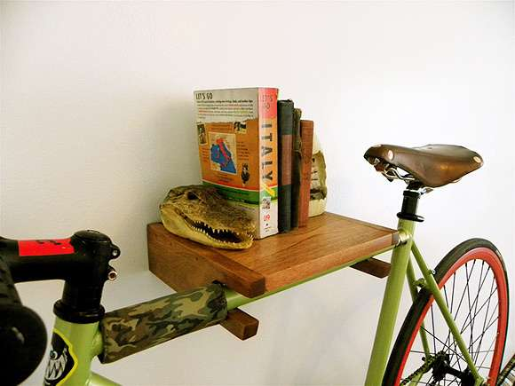 Bike Shelves