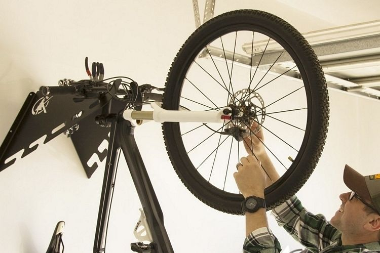 Adaptable Cyclist Storage Racks