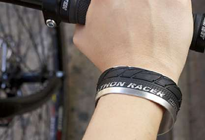 Two-Wheeler Tire Cuffs