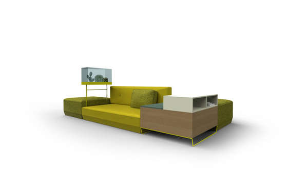 Omnidirectional Furniture Sets