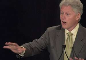 Bill Clinton Predicts Coming Disaster