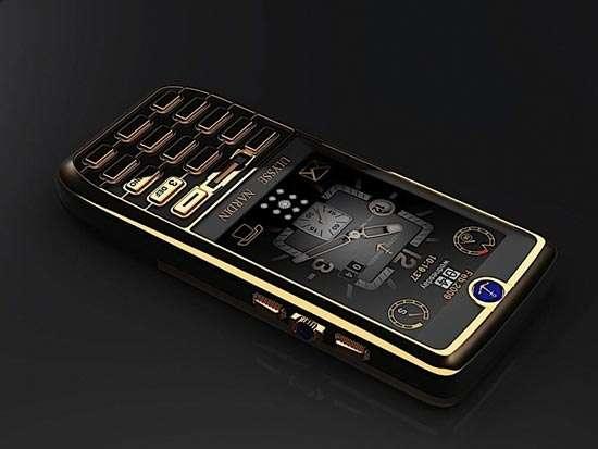 Billionaire Phones