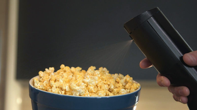 Hand-Held Butter Sprayers