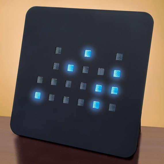 Time Code Crackers Binary Clock
