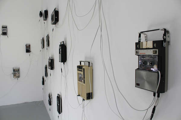 Cassette Player Installations