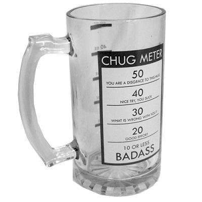 Binge Drinking Glasses