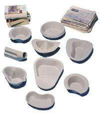 Biodegradable Bedpans