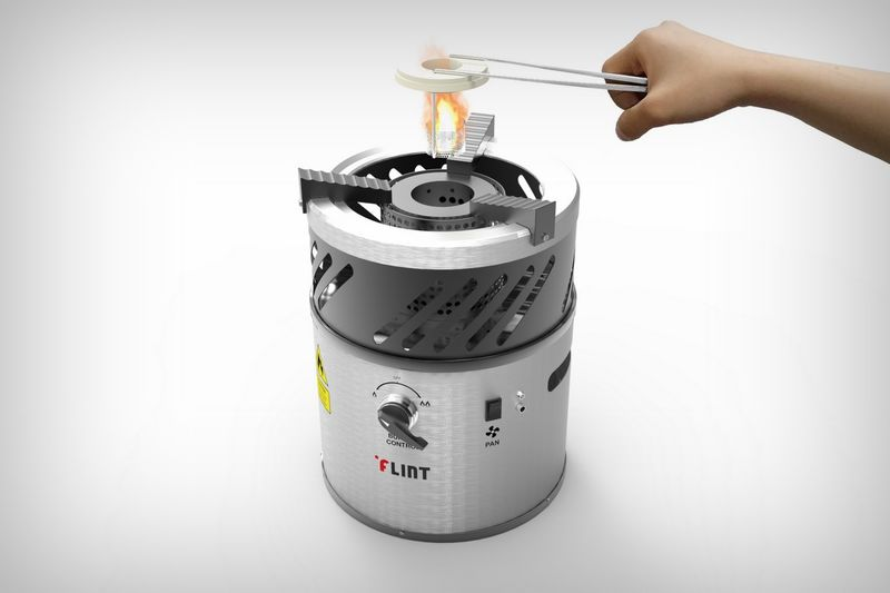 Eco-Friendly Cooking Stoves