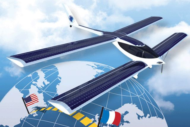 Carbon-Free Flights