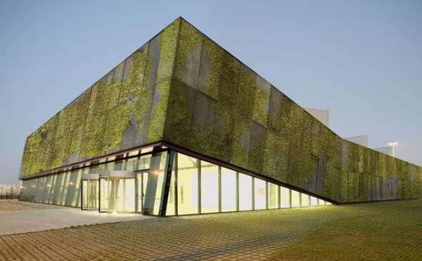 Living Building Materials