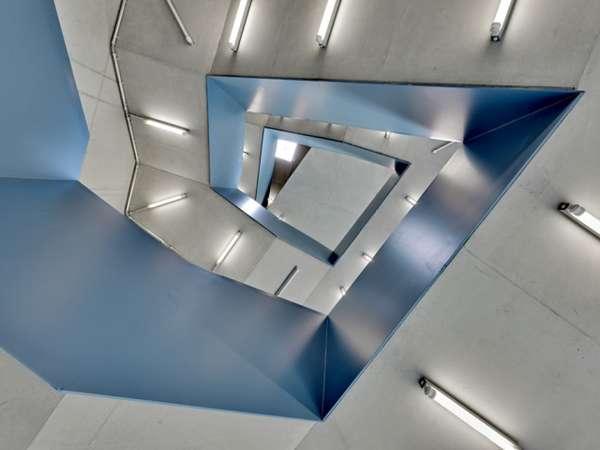 Sleek Structural Mazes