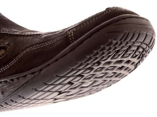 Biometric Shoe Sole