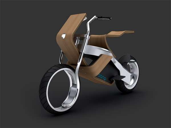 Emission-Free Two-Wheelers
