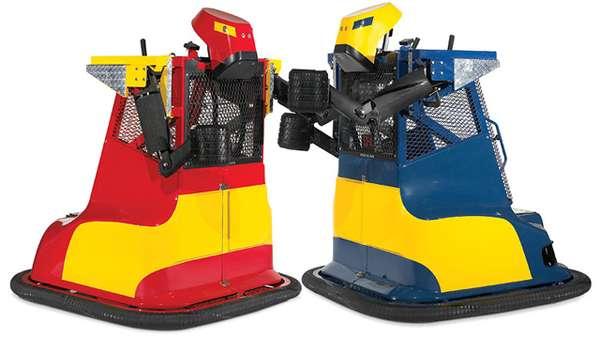 Robotic Bumper Cars