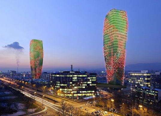 Colossal Cactus Towers