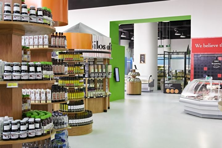 Organic Community Stores