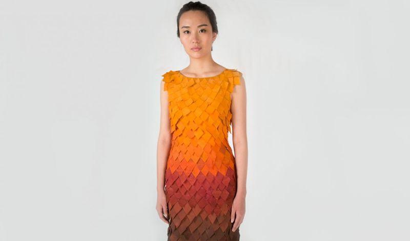 Interactive Autumn Fashion